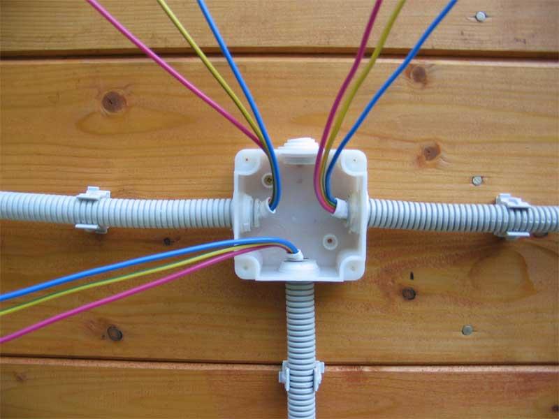 монтаж-электропроводки